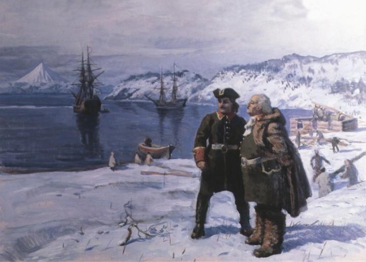 Russian America 9382