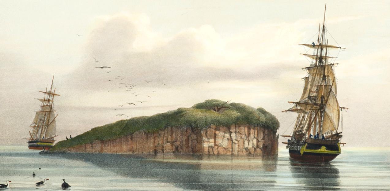 Dumont d'Urville navires